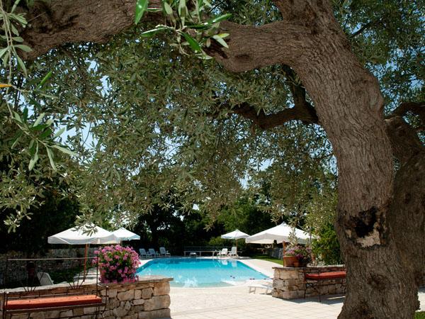 Masseria con trulli e piscina in puglia dormire in trulli - Masseria in puglia con piscina ...